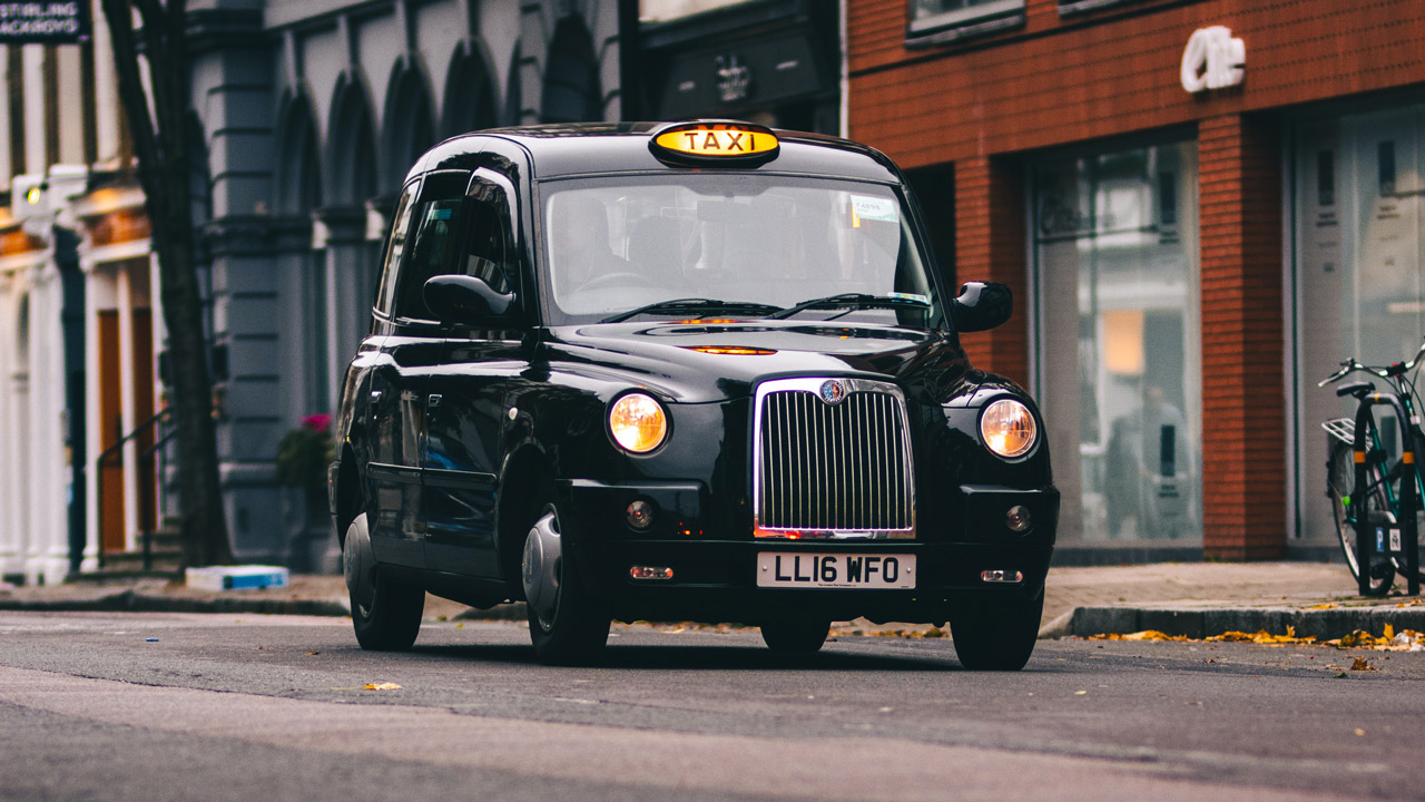 London Taxi PR